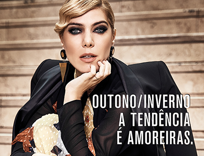 Raquel Strada for Amoreiras